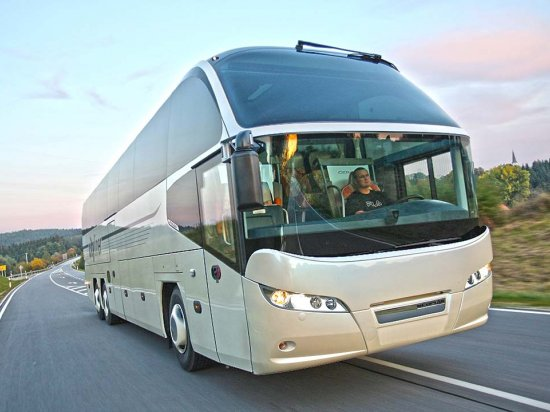 Аренда автобуса по области